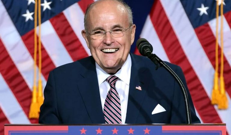 Concerns That Covid-19 is Airborne After Rudy Giuliani's Toxic Farts Suffocate Michigan Hearing