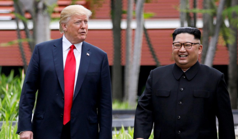 Donald Trump and Kim Jong Un – A North Korea Love Story